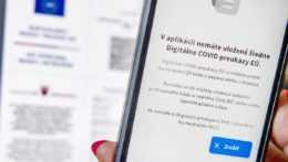 Digitálne COVID preukazy Európskej únie aplikácia GreenPass