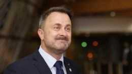 Premiéra Luxemburska  hospitalizovali v súvislosti s covidom, v nemocnici ostane na pozorovanie