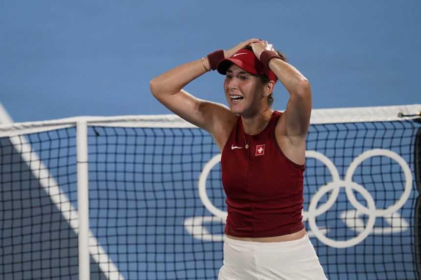 Tenisový turnaj žien vyhrala v Tokiu Benčičová. Vo finále zdolala Češku Vondroušovú