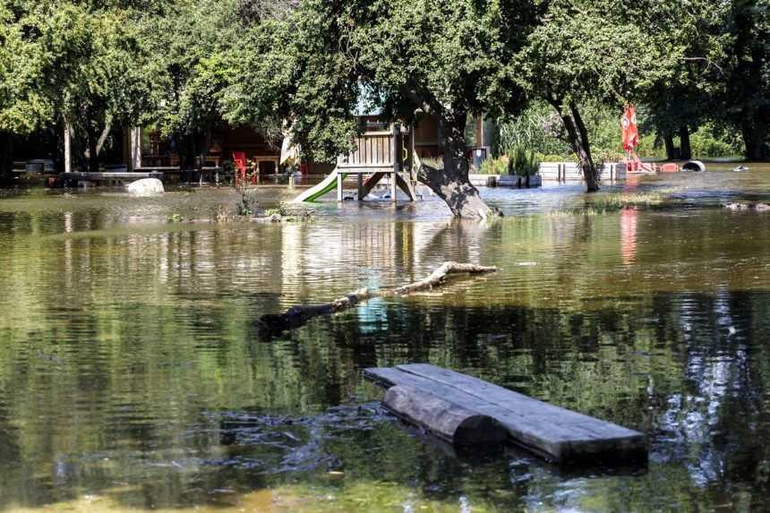 Záplavy v Devínskej Novej Vsi