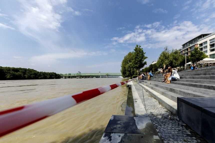 Hladina Dunaja