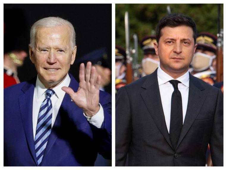 Biden sa v auguste stretne s ukrajinským prezidentom