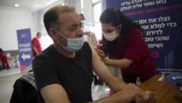 Očkovanie v Izraeli.