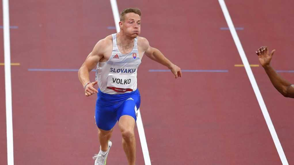 Volko pri olympijskej premiére nepostúpil do semifinále stovky