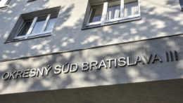 Okresný súd Bratislava 3.