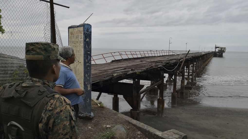 Panamu a Kostariku zasiahlo silné zemetrasenie, otrasy boli relatívne ďaleko od väčších miest