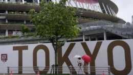 Koronavírius v Tokiu.