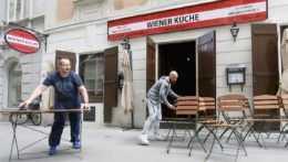 Viedeň sprísňuje opatrenia, test do reštaurácií potrebujú aj deti od šiestich rokov