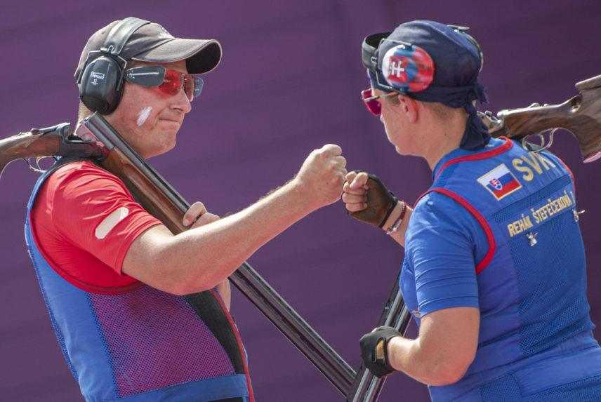 Slovenskí strelci obsadili 4. miesto.