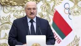 Bieloruský prezident Alexndr Lukašenko