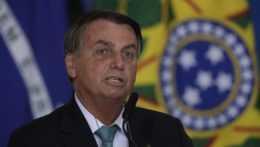 brazílsky prezident Jair Bolsonaro
