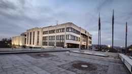 budova Národnej rady SR