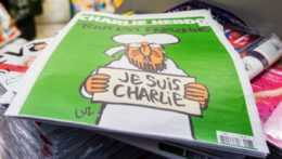 magazín Charlie Hebdo