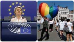 Európska komisia LGBTI