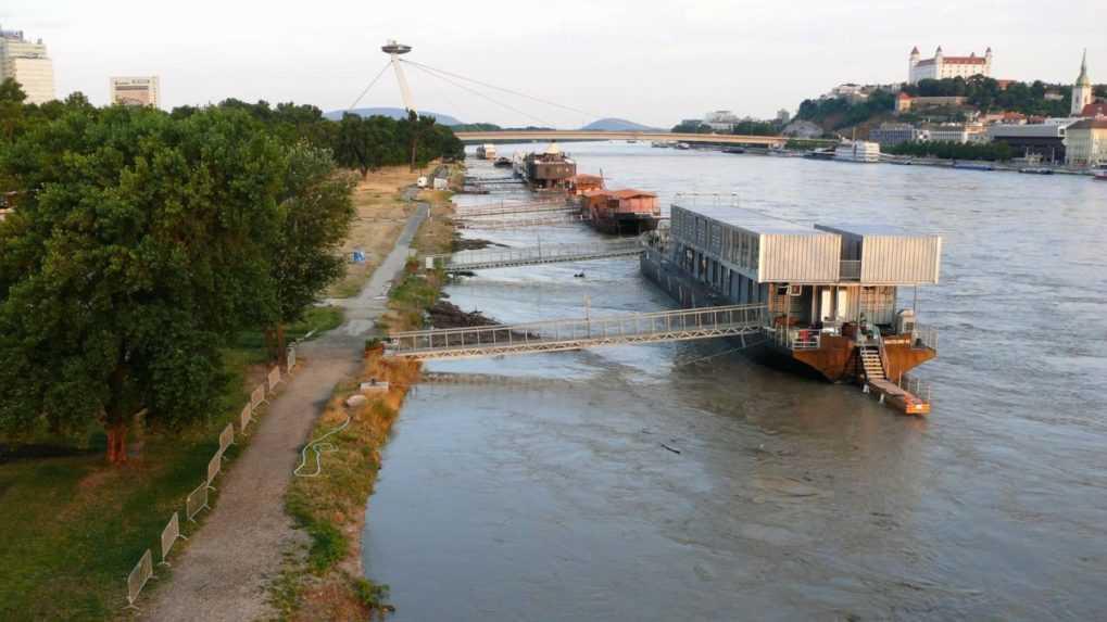 Hladina Dunaja stúpa, odborníci však tvrdia, že dôvod na paniku nie je