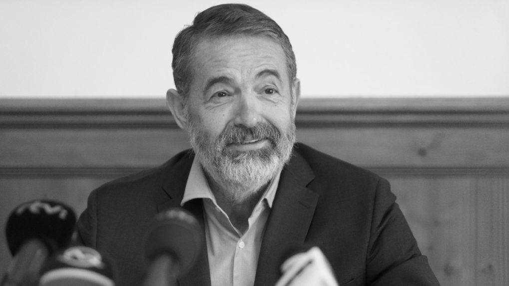Zomrel bývalý primátor Banskej Bystrice Ivan Saktor