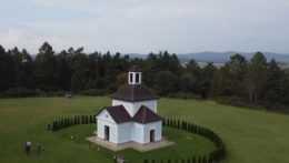 kaplnka v Iliašovciach