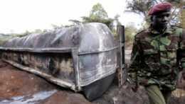 zhorená cisterna