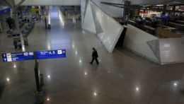 Letisko v Aténach.