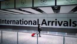 letisko Heathrow v Londýne