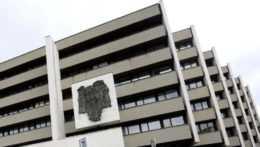 budova Najvyššieho súdu SR