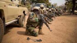 Nigerskí vojaci