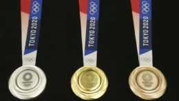 OH 2020 v Tokiu medaily