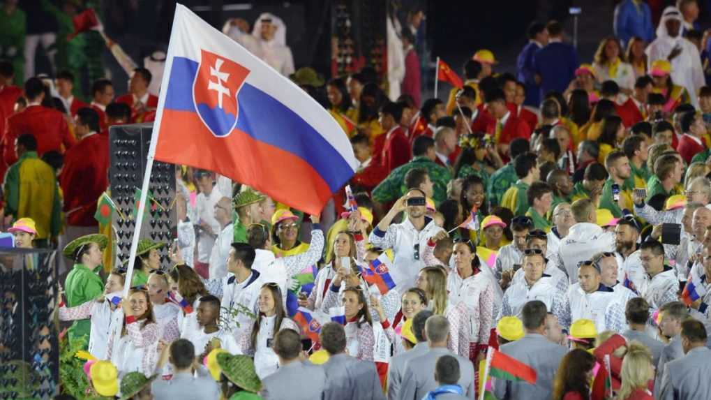 Slovenskú vlajku na OH v Tokiu ponesú Rehák Štefečeková a Beňuš