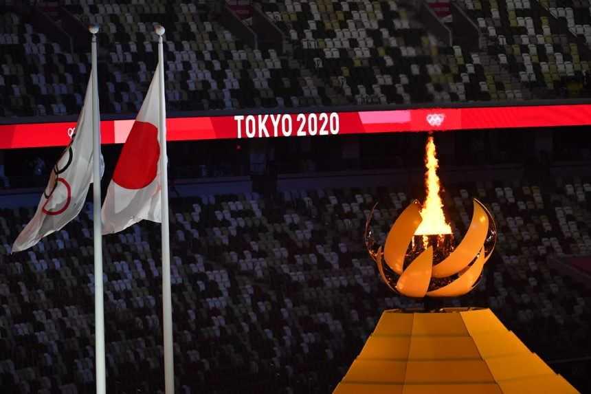 Otváracím ceremoniálom sa oficiálne začali olympijské hry v Tokiu