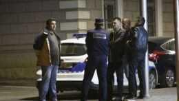 Bosnianska polícia