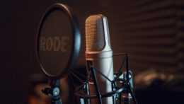 rádiový mikrofón