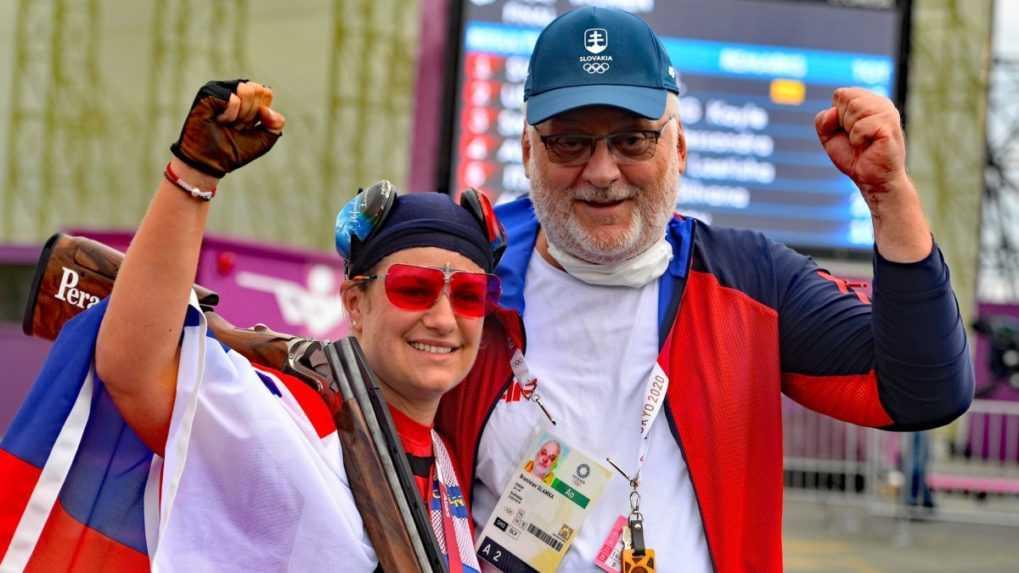 Rehák Štefečeková vystrieľala pre Slovensko zlatú medailu