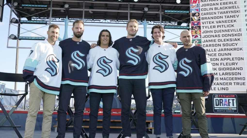 Nováčik NHL Seattle nesiahol po hviezdnych menách, bude sa pýšiť mladým tímom