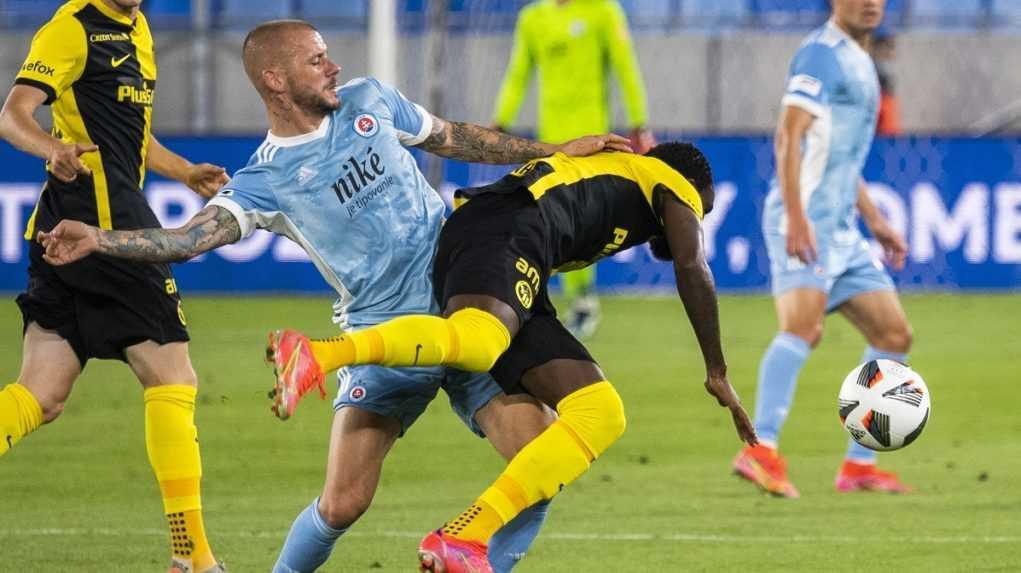 Slovan na Tehelnom poli remizoval s Young Boys Bern 0:0