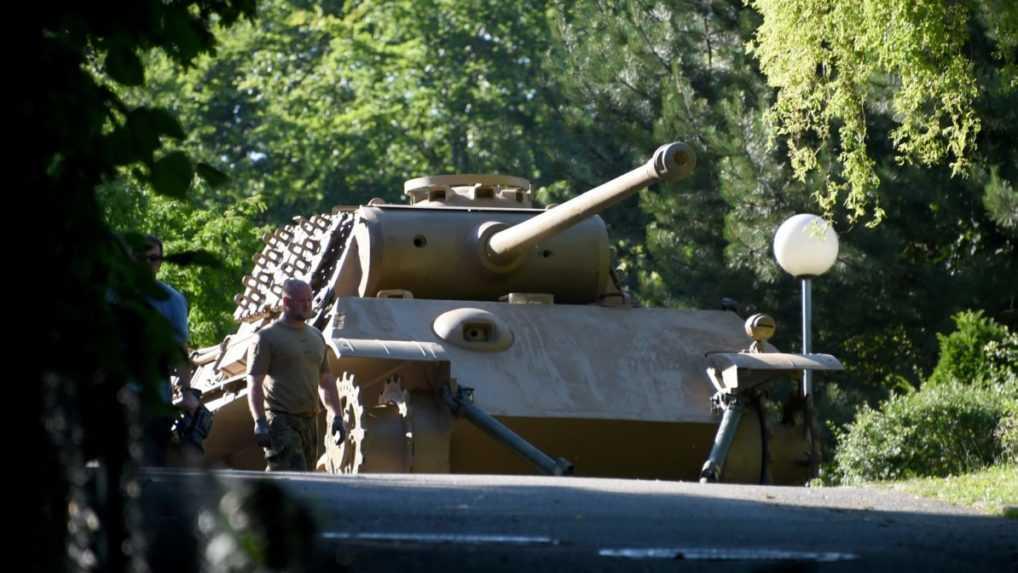Nemecký dôchodca skladoval v pivnici  tank, skončil na súde