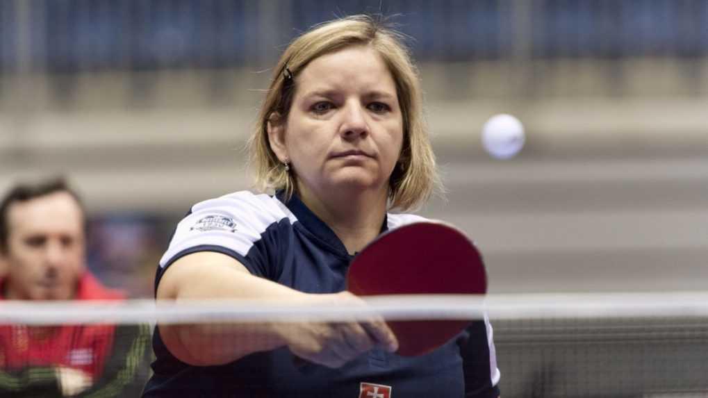 Stolná tenistka Kánová získala striebro. Vo finále nestačila na obhajujúcu Číňanku