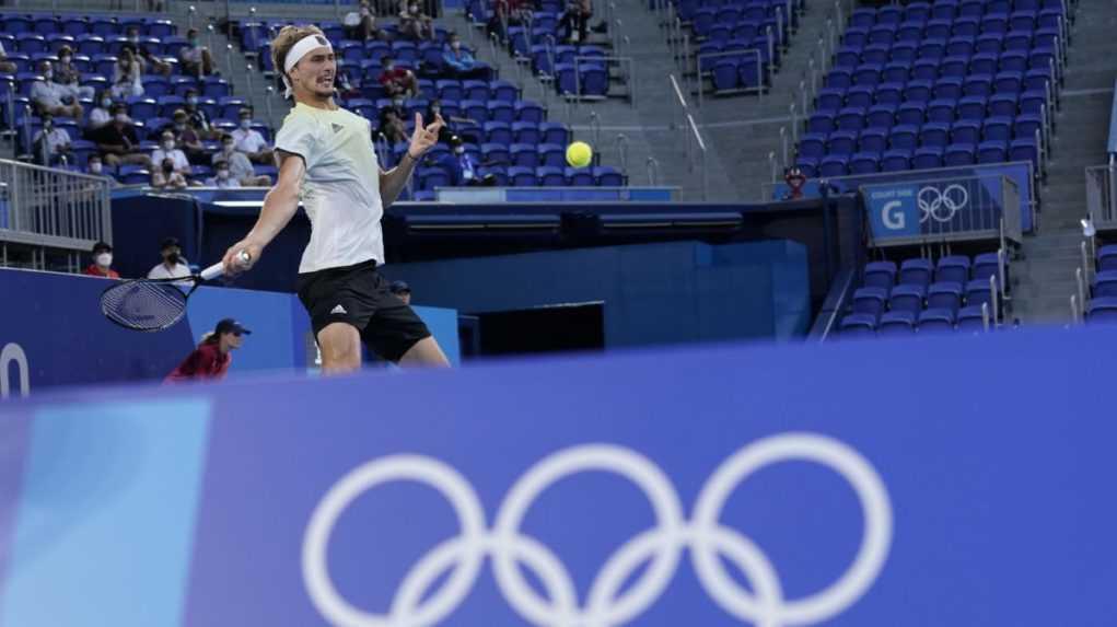 Vyradil Djokoviča, finále zvládol suverénne. Zverev je olympijským šampiónom