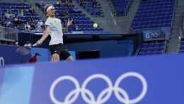 Alexander Zverev počas finále.