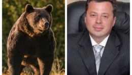 Medveď a Igor Redkin