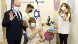 Očkovanie proti koronavírusu v Izraeli.