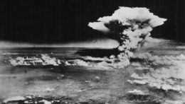 Výbuch v Hirošime.