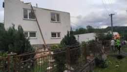 Tornádo v Petkovciach