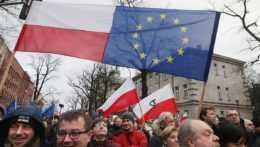 Poľsko protest ústavný súd