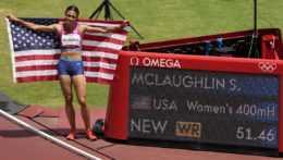 Sydney McLaughlinová