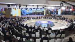 Summit Krymskej platformy v Kyjeve