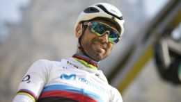 Alejandro Valverde na Vuelte končí.