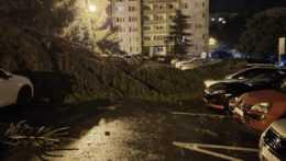 Banská Bystrica škody