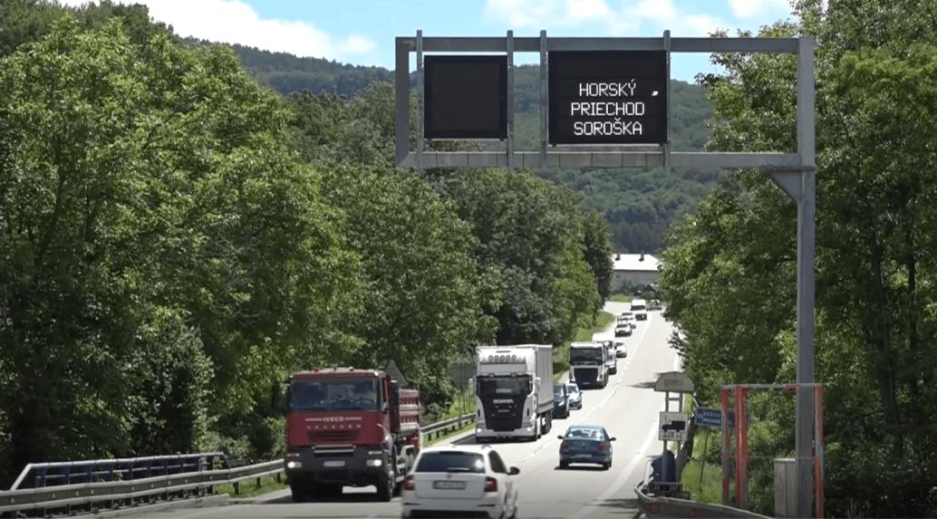 Košický kraj má najmenej diaľnic a rýchlostných ciest, zrejme sa to skoro nezmení