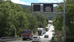 Soroška diaľnica košický kraj