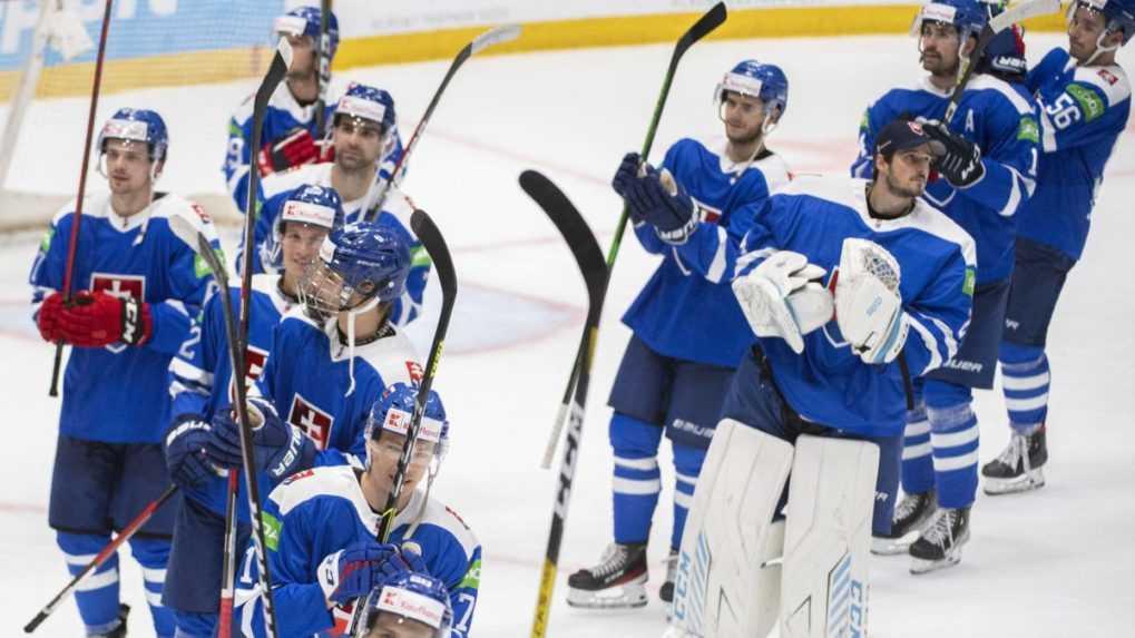Slovenskí hokejisti po výhre nad Bieloruskom postúpil na ZOH 2022 v Pekingu